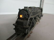 Vintage LIONEl # 1666 Steam Locomotive & # 2689T tender RUNS  well used