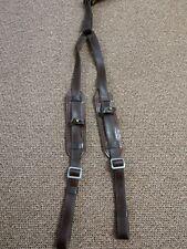 Original USSR Soviet Russian Army Uniform Chest Rig Belt Suspenders Size 1