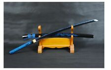 Blue Dragon Modern Battle Ready Hand Forged Steel Japanese Samurai Katana Sword