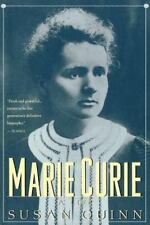 Marie Curie: A Life Radcliffe Biography Series