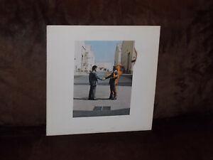 Vinyl-LP: PINK FLOYD - Wish You Were Here (1975) rare Canada Press!
