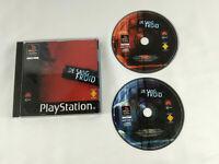 Jeu Playstation 1 PS1 VF  De Sang Froid  Envoi rapide et suivi