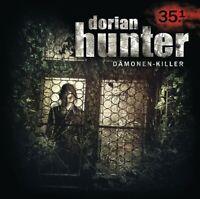 DORIAN HUNTER - DÄMONEN-KILLER - 35.1: NIEMANDSLAND-EINGELADEN   CD NEW