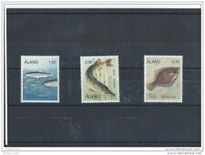 LOT : 122015/497A - ALAND 1990 - YT N° 38/40 NEUF SANS CHARNIERE ** (MNH) GOMME