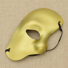 Hot Cosplay Masquerade Party Half Face Mask Costume Accessories Halloween Props