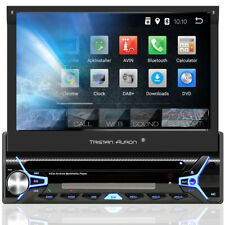 Tristan Auron Android Autoradio mit Navi Navigation Bluetooth USB Bildschirm