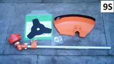 long reach petrol Hedge Trimmer/saw STRIMMER ATTACHMENT 9-spline, Nordstrom etc.
