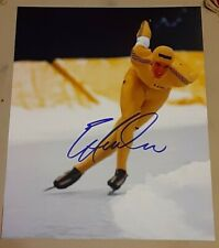 Eric Heiden Olympic Gold Medalist Speed Skating SIGNED AUTOGRAPHED 8x10 Photo 1