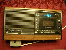 Nutone PTX Intercom Master Station AM / FM Cassette Tape Player