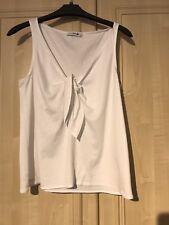 Lacoste Ladies White Top Size 36