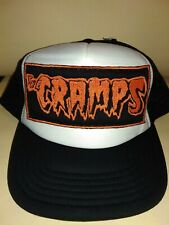 Cappello The Cramps Psychobilly