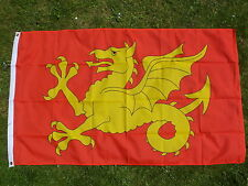 Wessex Saxon England Flag English King Alfred Danegeld Winchester Anglo 5x3 bnip