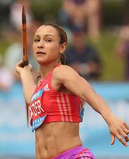 Jessica Ennis-Hill UNSIGNED photo - H8235 - World Heptathlon Champion