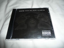 Jay-Z The Black Album CD