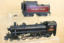 KIT BUILT O SCALE BRASS CANADIAN PACIFIC CP 4-6-2  LOCOMOTIVE 1298 nk