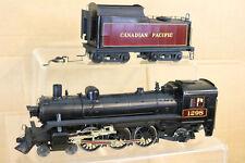 KTM modèles Kit construit O échelle laiton Canadien Pacific CP 4-6-2 locomotive