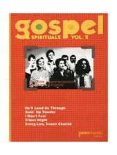 Chor Workshop Gospel & Spirituals 2 Klavierpartitur Learn to Play MUSIC BOOK