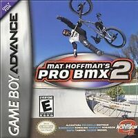 Mat Hoffman's Pro BMX 2 (Nintendo Game Boy Advance, 2002) CART ONLY