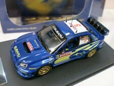 1/43 - SUBARU WORLD RALLY TEAM 2005 P. SOLBERG JAPAN WRC