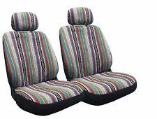 Baja Inca Front Pair Seat Covers Set CS1