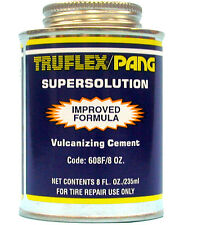 Pang supersolution-fast Seco fluido de vulcanización neumático Parche de pegamento 8floz puede