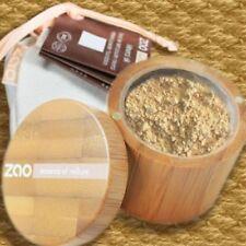 Zao Make-up 507 MINERAL SILK Make-up Puder Foundation + Finisher Naturkosmetik