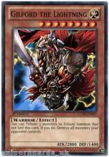 LCJW-EN041 Gilford the Lightning 1st Edition Mint YuGiOh Card