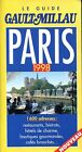 Gault Millau LE GUIDE PARIS 1998