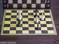 Brand New Cardboard Chess Board   48cm x 48cm