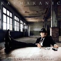 "KARMAKANIC ""WHO´S THE BOSS IN THE FACTORY"" CD NEW!"