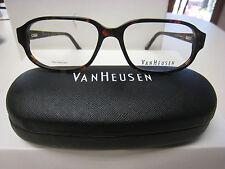 Van Heusen Studio PELHAM Eyeglasses Frames & PEPSI Case  54-15-140 TORTOISE