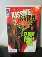 Kiss Me Satan #1 Dark Horse New Orleans werewolves BAGGED BOARDED