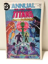"1985 DC Comics ""The New Teen Titans"" (Annual) No. 1 NM 9.0"