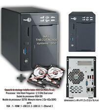 Thecus N2800 OS7 - Serveur NAS - O Go