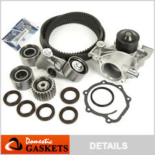 Fit 98-99 Subaru Legacy Impreza Forester 2.5L Timing Belt Kit Water Pump EJ25D