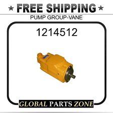 1214512 - PUMP GROUP-VANE  for Caterpillar (CAT)