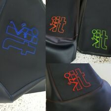 SUZUKI LTZ 400 seat cover SCREW IT LOGO COLORED THREAD 2009 PRIOR YEARS