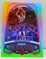 Cameron Johnson RC 2019-20 Chronicles MARQUEE Silver Refractor Rookie Card #263