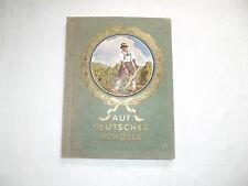 Zigarettenbilderalbum - Auf deutscher Scholle - Kiel 1935 - kompl.