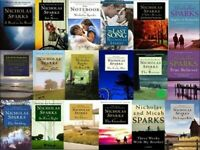 By  Nicholas Sparks  Ebook collect 16 Ebooks  (PDF EPUB MOBI )