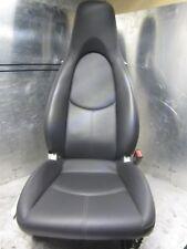 Porsche 911 997 Carrera 4 Beifahrersitz Sitz rechts Leder schwarz Sitzheizung