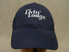 THAT'S LIVIN' LODGE - SILVERTON CASINO - EMBROIDERED - ADJUSTABLE BALL CAP HAT!