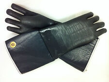 Rotisserie, Glove, 17 inch, super heat-resistant, Neoprene, rubber ( Black )