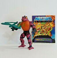 Tung Lashor 1986 MOTU Mattel Masters of the Universe HeMan King of the Snake Men