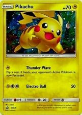 Pikachu HOLO Black Star Collection - RARE SM76 Pokemon Card NM/MT