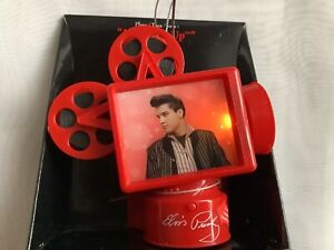 COLLECTABLE*ELVIS*PRESLEY*ANIMATED*MUSIC*&*LIGHT*FILM*PROJECTOR*PLAYS*JOUE*NEW*