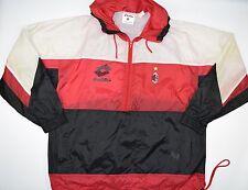1994-1996 AC MILAN LOTTO FOOTBALL JACKET (SIZE XL)