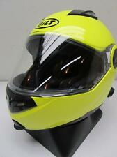 BILT Techno System Modular Bluetooth Motorcycle Helmet Day Glo XL