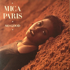 MICA PARIS - So Good (LP) (EX/EX-)