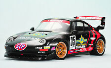 RC 1/10 Tamiya OEM Wheels Rims PORSCHE 911 TURBO GT2 Stagger Set (4pcs)